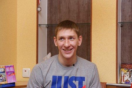 Виталий Оботин. Фотография с сайта sportprimorsky.ru