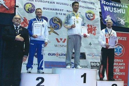 Приморские ушуисты стали призерами чемпионата Европы