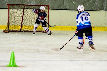 Юные хоккеисты. Фотография с сайта sportprimorsky.ru