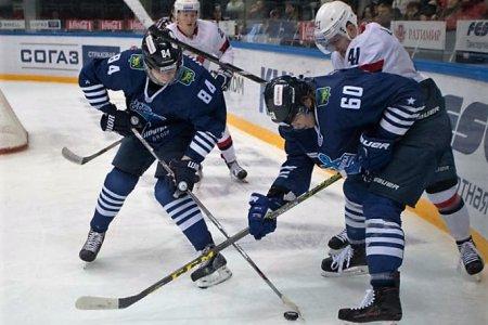 Приморский «Адмирал» вышел в плей-офф КХЛ