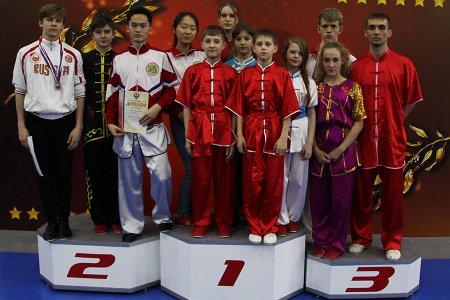 Три медали на всероссийских соревнованиях по ушу завоевали приморские спорт ...