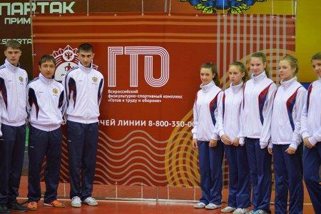 Приморские школьники выполнят нормативы комплекса ГТО