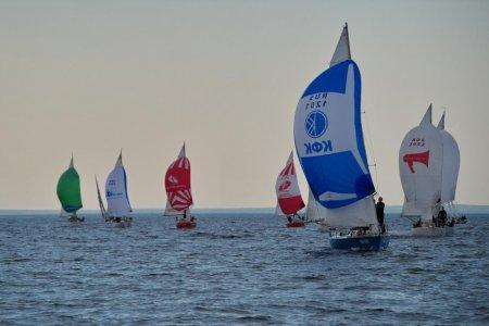 Во втором этапе парусной гонки на «Кубок «Владивостока» оказалось много протестов