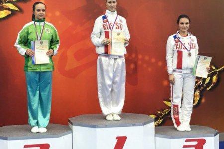 Две золотые и пять серебряных медалей завоевали приморцы на Чемпионате Европы по ушу