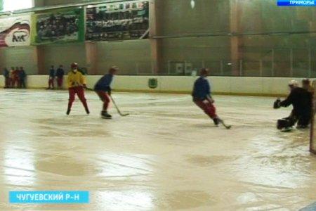 Хоккеисты арсеньевской команды «Восток» завершают подготовку к новому сезону
