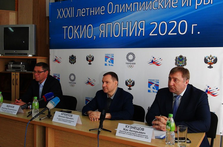 Евгений Архипов: «Для подготовки сборной России к 2019 году все инфраструктурные объекты должны быть готовы»