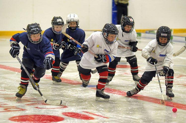 Стартует пятый конкурс проектов развития детского хоккея «Добрый лед» Фонда Тимченко