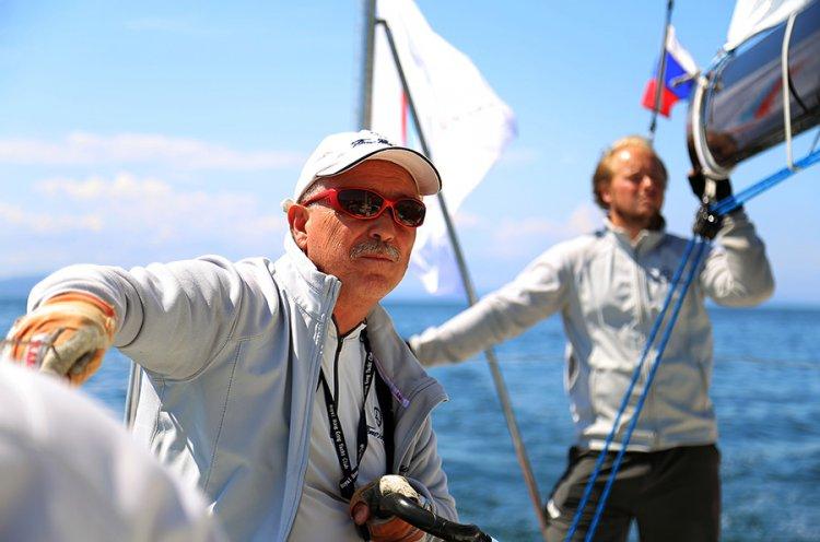 Михаил Ермаков вновь избран на пост президента федерации парусного спорта Приморского края
