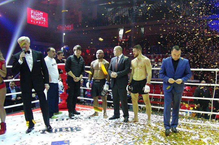 Восемь приморских бойцов выйдут в октагон на международном турнире по ММА Fight Nights Global 63