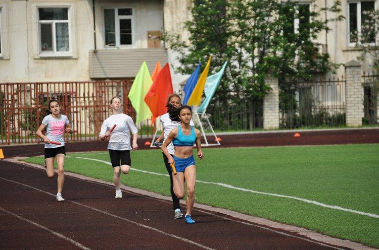 Команда школьников из Сибирцево – победитель краевого этапа «Президентских спортивных игр»