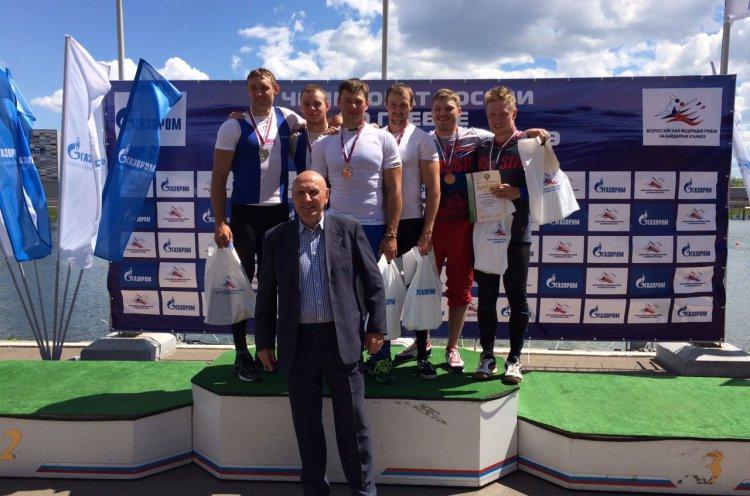 Четыре «золота» и три «серебра» принесли Приморью гребцы на Чемпионате России