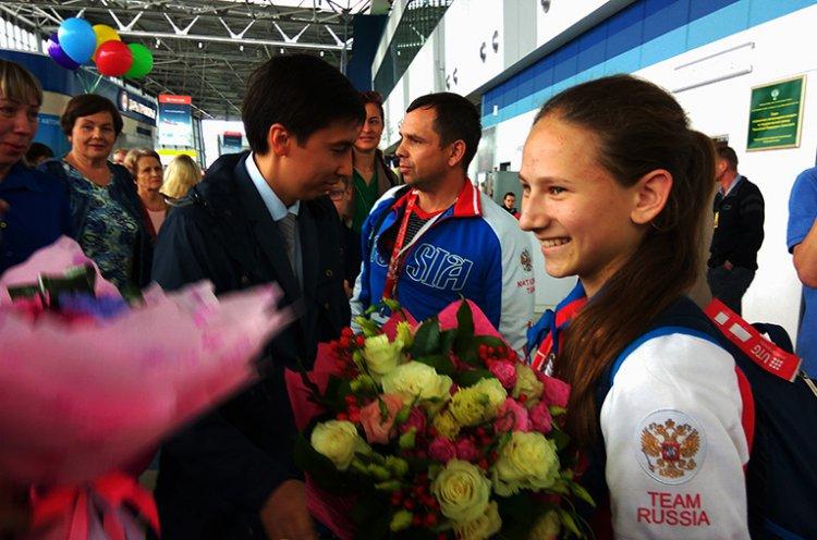 Юная атлетка из Приморья показала на чемпионате мира несгибаемый характер
