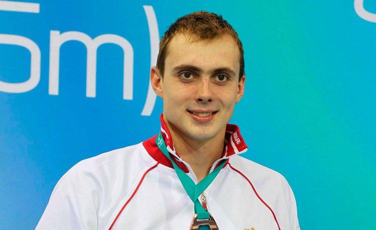 Студент ДВФУ Сергей Фесиков - бронзовый призер XXIX Всемирной летней Универсиады