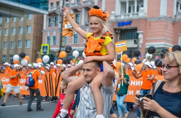 Международным забегом откроют День тигра в Приморье