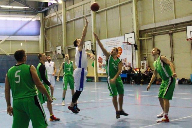 Сезон любительского баскетбола стартует 7 октября