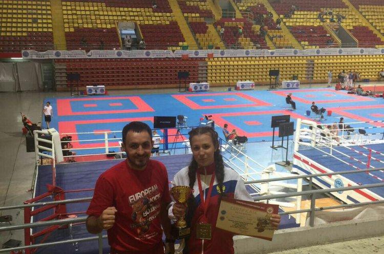 Приморские кикбоксеры завоевали «золото» и «серебро» на Первенстве Европы