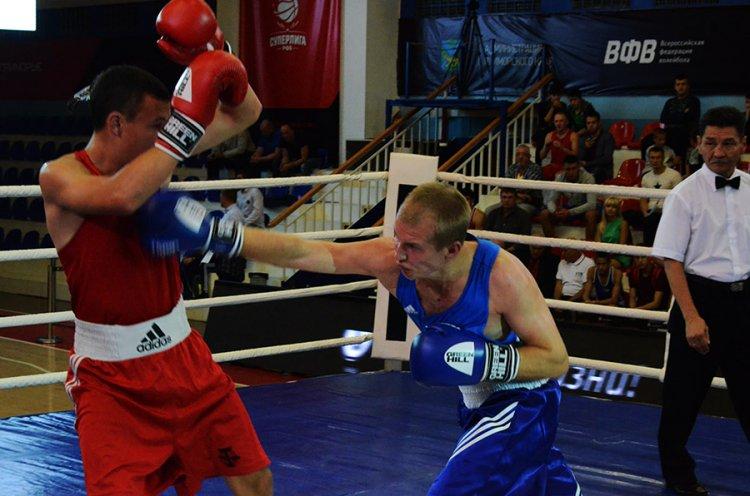 Всероссийский турнир по боксу стартовал во Владивостоке