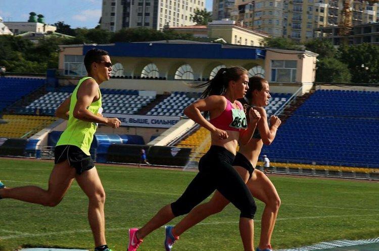 Легкоатлеты посвятили свои победы памяти Тимофея Корниенко