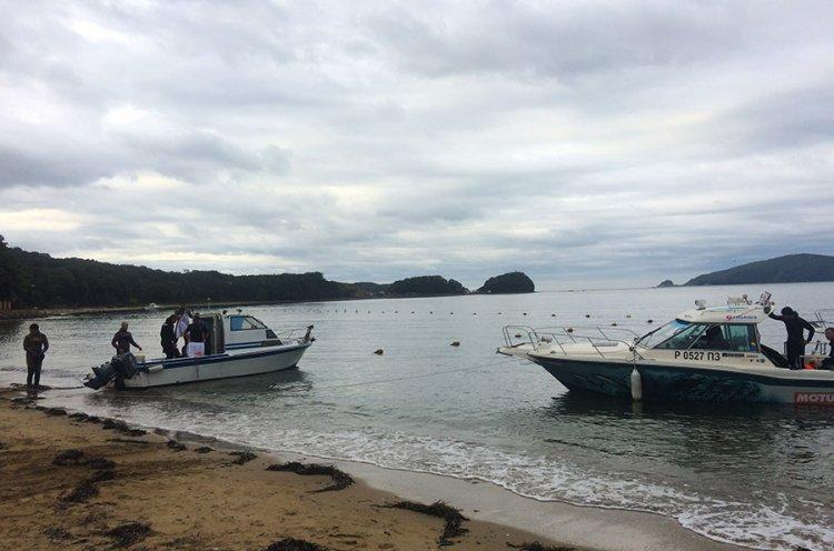 «Кубок Тихого океана» по подводной охоте прошел в Приморье в 8-й раз