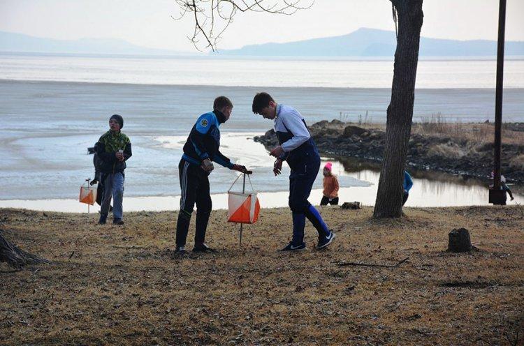 Команды приморских школьников посоревнуются в спортивном ориентировании
