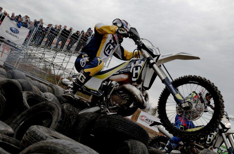 Мотогонщики в эти выходные сразятся в гонке «На пределе»