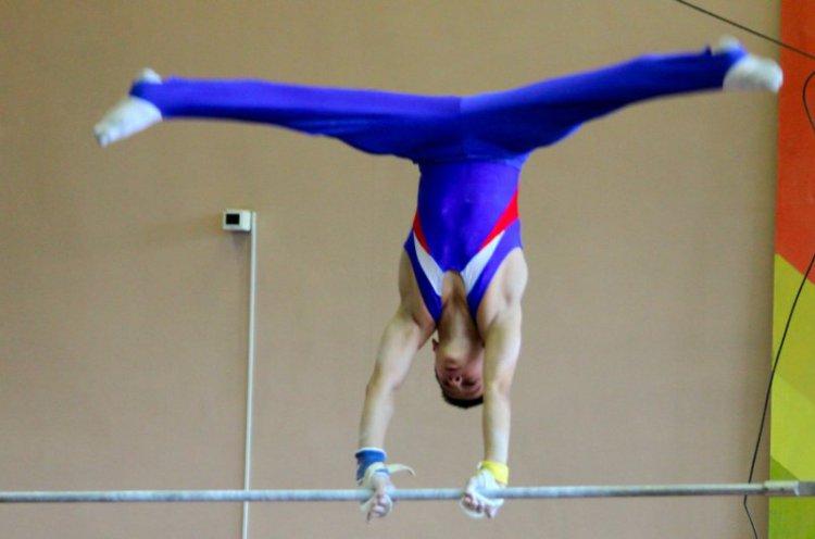 Приморские спортсмены отличились на Первенстве ДВФО по спортивной гимнастике