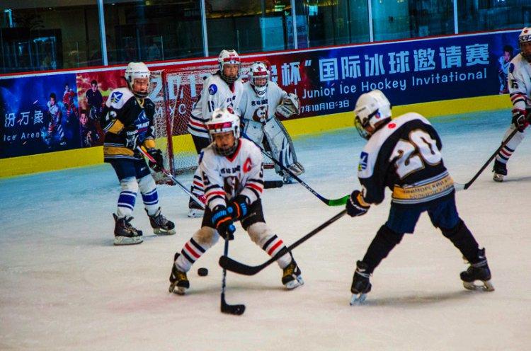 Юные хоккеисты Большого Камня и Уссурийска стали призерами международного турнира в Китае