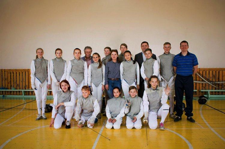 В Приморье реализуется программа «Развитие фехтования в регионах»