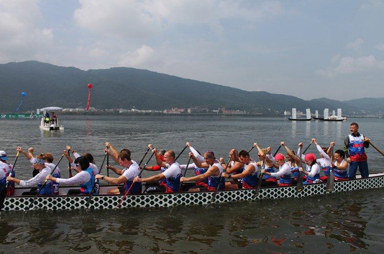 Лодки китай во владивостоке