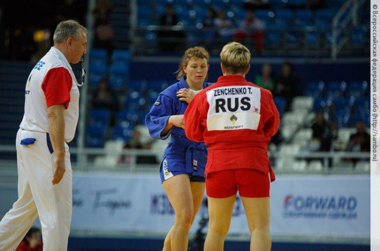 Приморские спортсменки завоевали полный комплект медалей на Чемпионате мира по самбо