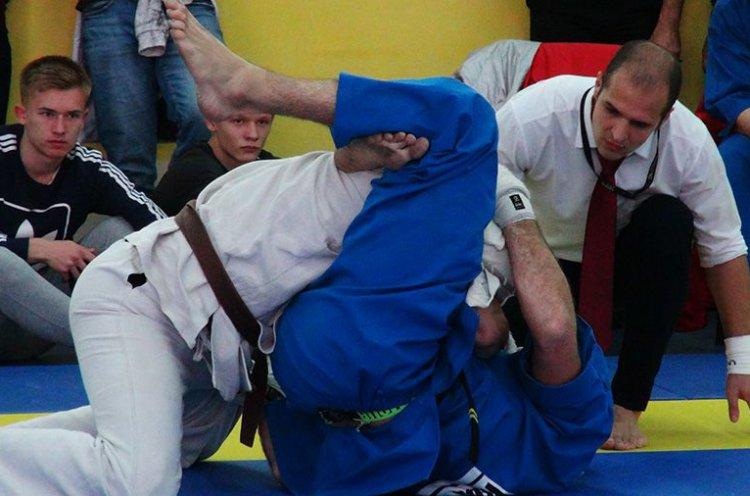 Сильнейшие кудоисты планеты сразились на соревнованиях памяти Михаила Крыгина во Владивостоке