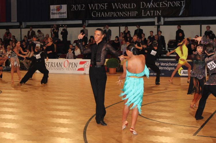 Лучшие танцоры Дальнего Востока сразятся во Владивостоке за награды
