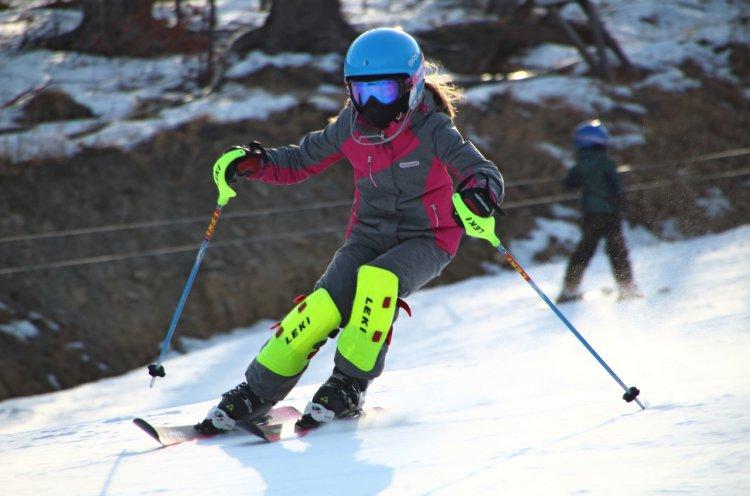 На «Синей сопке» отметили Всероссийский День зимних видов спорта