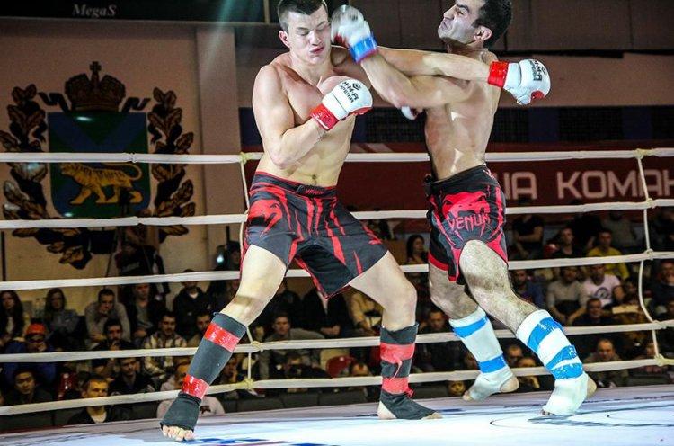 17 февраля в Арсеньеве пройдет Чемпионат Приморья по смешанному боевому единоборству ММА