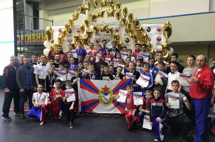 Приморские кикбоксеры завоевали медали на Дальневосточных юношеских играх боевых искусств