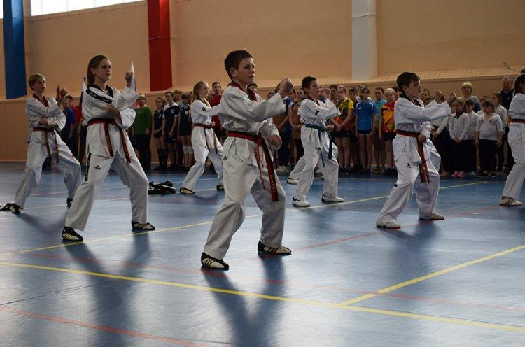 В Дальнегорске после масштабной реконструкции открыли спорткомплекс «Гранит»