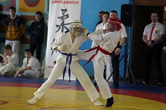 Краевой чемпионат по джиу-джитсу пройдет 14 апреля во Владивостоке