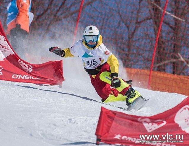 Юные сноубордисты из Владивостока вернулись с Сахалина с победой