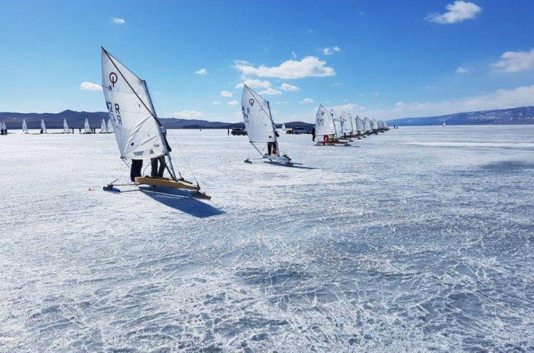 Байкальская буерная неделя принесла медали приморским спортсменам