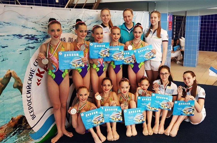 Юные приморские спортсмены завоевали в апреле восемь медалей в олимпийских видах спорта