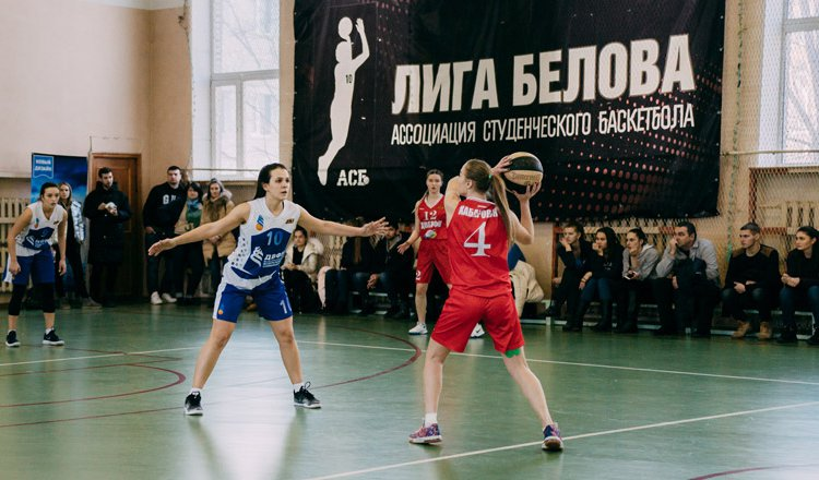 Женская сборная ДВФУ по баскетболу вышла в Суперфинал студенческого Чемпионата России