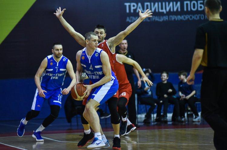 «Спартак-Приморье» начал полуфинальную серию с поражения