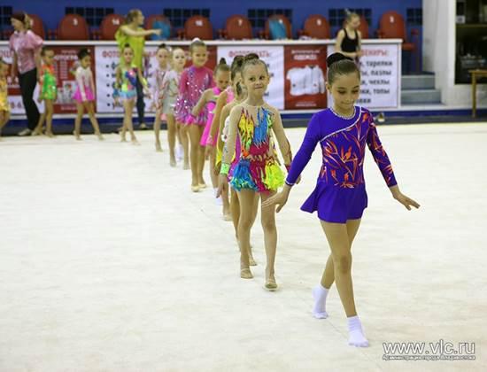 Кубок Владивостока по художественной гимнастике посвятят Дню защиты детей