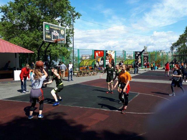 2 июня розыгрышем Кубком Приморья откроется сезон стритбола-2018