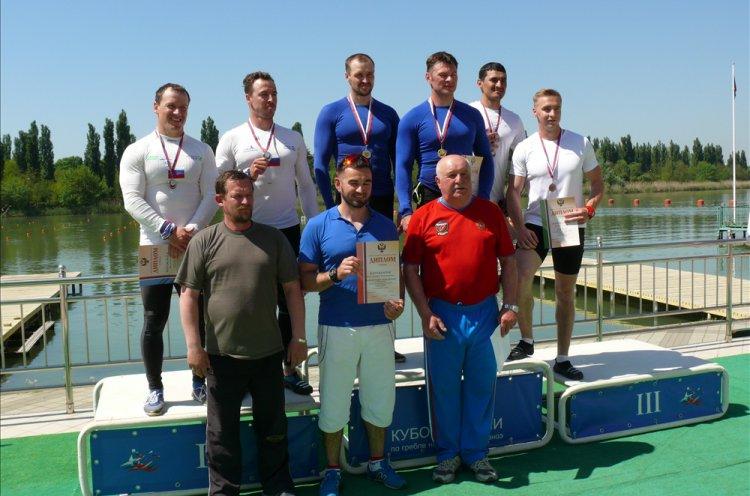 14 медалей завоевали приморские гребцы на Кубке России