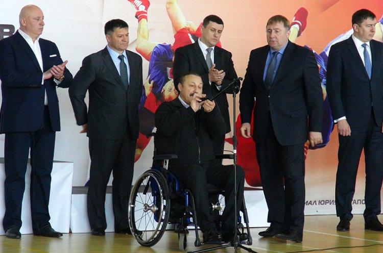 Владивосток на несколько дней стал мировым центром самбо