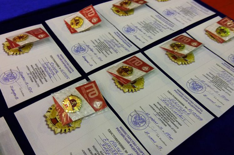 В Приморье продолжается подготовка судей для ВФСК ГТО