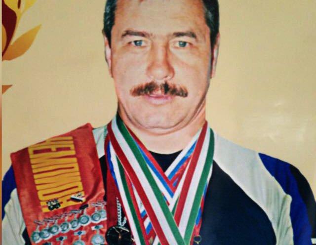 Ушел из жизни мастер спорта международного класса по греко-римской борьбе Игорь Вячеславович Мазанов