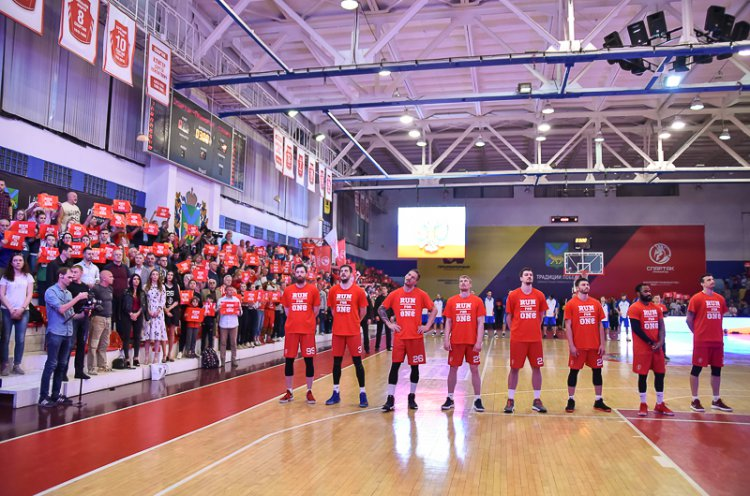 Решающий матч «Спартак-Приморье» проведет в Самаре