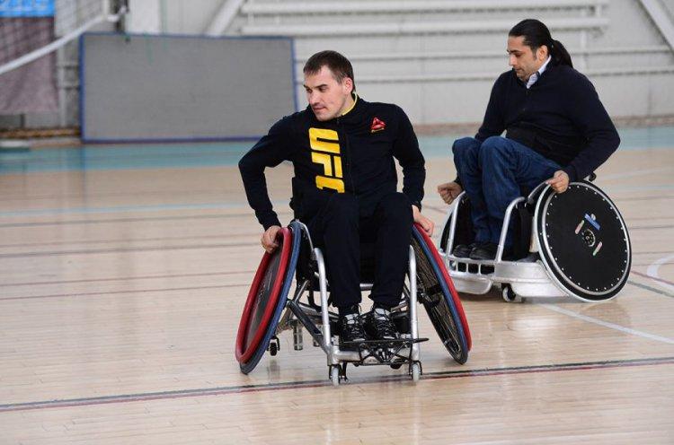 Во Владивостоке пройдет Чемпионат Приморского края по баскетболу на колясках
